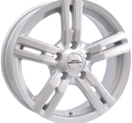 "16"" INTER ACTION KARGIN - Silver 6,5x16 - ET45"