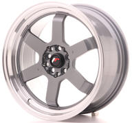 "17"" JAPAN RACING JR12 GUNMETAL"