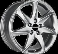 "16"" RONAL R51 - Hyper Silver 7x16 - ET25"