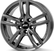 "17"" ATS EVOLUTION - Anthracite 7,5x17 - ET37"