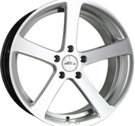 "19"" INTER ACTION RACING - Hyper Silver 9,5x19 - ET30"
