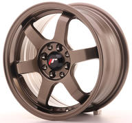 "15"" JAPAN RACING JR3 DARK BRONZE"