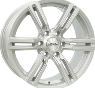 "16"" INTER ACTION KARGIN 6 - Silver 7x16 - ET40"