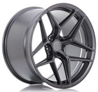 "22"" CONCAVER WHEELS - CVR2 - CARBON GRAPHITE"