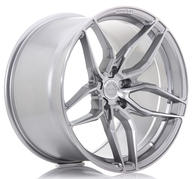 "22"" CONCAVER WHEELS - CVR3 - BRUSHED TITANIUM"