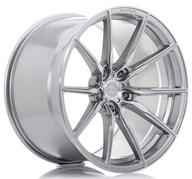 "22"" CONCAVER WHEELS - CVR4 - BRUSHED TITANIUM"
