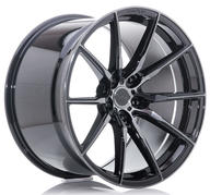 "22"" CONCAVER WHEELS - CVR4 - DOUBLE TINTED BLACK"