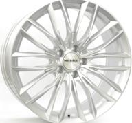 "18"" MONACO GP2 - Silver 8x18 - ET30"