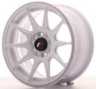 "15"" JAPAN RACING JR11 WHITE"