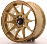 "15"" JAPAN RACING JR11 GOLD"