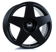 "19"" BOLA WHEELS B10 - MATT BLACK"