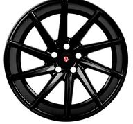 "19"" IMAZ WHEELS IM5 - LEFT/RIGHT - BLACK"
