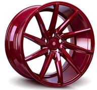 "19"" IMAZ WHEELS IM5 - LEFT/RIGHT - CANDY RED"