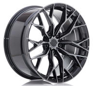 "21"" CONCAVER WHEELS - CVR1 - DOUBLE TINTED BLACK"