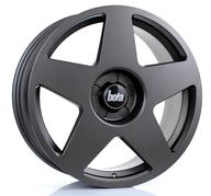 "19"" BOLA WHEELS B10 - MATT GUNMETAL"