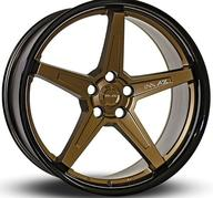"19"" IMAZ WHEELS FF660 - BRONZE / BLACK LIP"