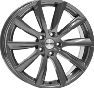 "19"" MONACO GP6 - Anthracite Dark 8,5x19 - ET35"