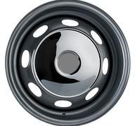 "15"" V-Wheels Silver - 5x114.3 - 5.5x15 - ET0 - Nav 72.0"