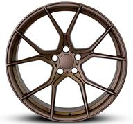"19"" IMAZ WHEELS FF588 - MATT BRONZE"