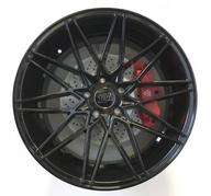 "22"" 1AV WHEELS - ZX4 - GLOSSY BLACK"