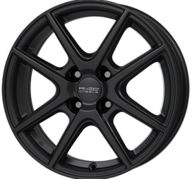 "15"" ANZIO SPLIT - Dull Black 6x15 - ET38"