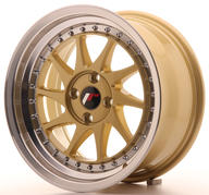 "16"" JAPAN RACING JR26 GOLD"