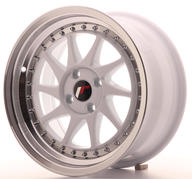 "16"" JAPAN RACING JR26 WHITE"