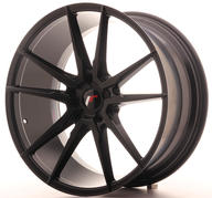 "21"" JAPAN RACING JR21 MATT BLACK"
