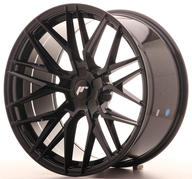 "21"" JAPAN RACING JR28 GLOSSY BLACK"