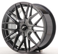 "17"" JAPAN RACING JR28 HYPER BLACK"