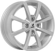 "17"" IT WHEELS ALISIA - Silver 6,5x17 - ET20"