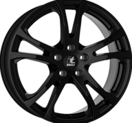 "19"" IT WHEELS MICHELLE - Dull Black 8x19 - ET38"