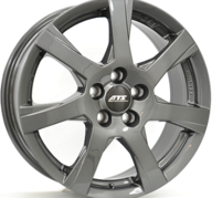 "16"" ATS TWISTER - Anthracite 6,5x16 - ET25"
