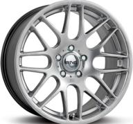 "18"" FOX RIVA DTM - Silver 8x18 - ET34"