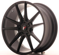 "19"" JAPAN RACING JR21 MATT BLACK"