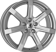 "18"" IT WHEELS JULIA - Silver 8x18 - ET35"