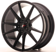 "19"" JAPAN RACING JR21 GLOSSY BLACK"