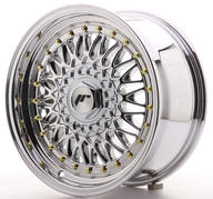 "16"" JAPAN RACING JR9 CHROME"