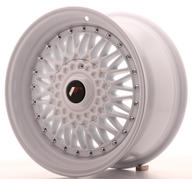 "16"" JAPAN RACING JR9 FULL WHITE"