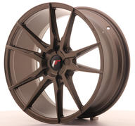 "19"" JAPAN RACING JR21 BRONZE"