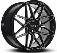 "18"" IMAZ WHEELS FF481 - BLACK POLISH - ÅTER I LAGER: 2020-02-29"