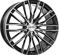 "19"" MONACO GP2 - Anthracite / Polish 9,5x19 - ET40"
