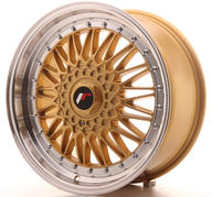 "18"" JAPAN RACING JR9 GOLD"