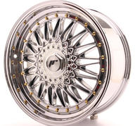 "18"" JAPAN RACING JR9 CHROME"