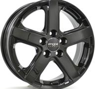 "18"" FOX VIPER - Glossy Black 7,5x18 - ET45"