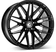 "19"" WRATH WHEELS WF9 - GLOSSY BLACK – FLOW FORMING"