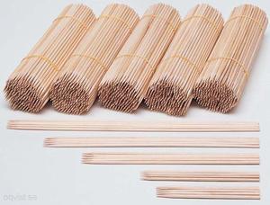 Grillpinnar 20 cm (1000 st/förp)