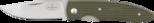 Fällkniv PCmg, 73 mm CoS/grön (UTGÅR)