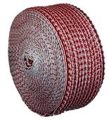 Net 5/120 WHITE/RED (100 m)