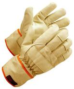 Working glove unlined, No. 10